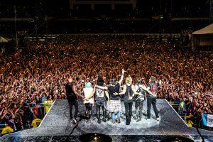 """Grupė """"Guns N' Roses"""" surengs vienintelį koncertą Baltijos šalyse"""