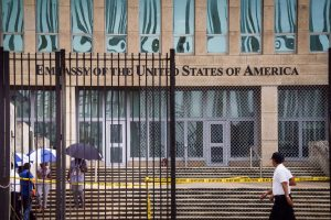 Atakomis Havanoje buvo smogta JAV šnipų tinklui Kuboje