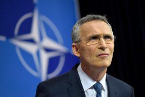 Generalinis sekretorius: NATO durys yra atviros Ukrainai