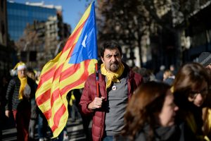 Ispanijos ministras: Katalonijos krizė ekonomikai jau kainavo milijardą eurų