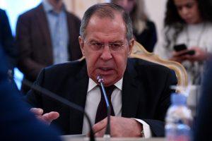 Rusija ragina sušvelninti sankcijas Šiaurės Korėjai