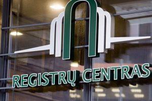 VTEK: Registrų centro darbuotojai supainiojo interesus