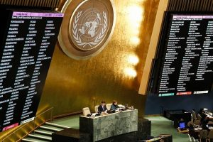 Jungtinėms Tautoms teks tenkintis mažesnėmis lėšomis