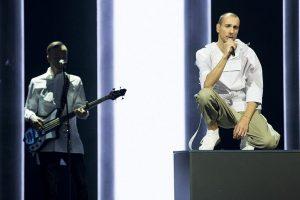 """THE ROOP: po depresijos – tiesiai į """"Euroviziją"""""""
