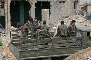 JAV priėmė sprendimą dėl galimo pasitraukimo iš Sirijos