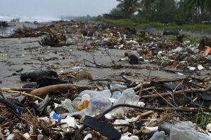 Mokslininkai teigia netyčia patobulinę plastiką ardantį fermentą