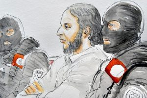 Belgijos teismas nuteisė Paryžiaus išpuolių organizatorių S. Abdeslamą