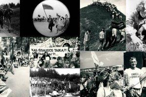 Sąjūdžio 30-mečiui – J. Ohmano dokumentinio filmo premjera