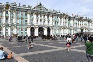 Rusijos Ermitaže kai kurias skulptūras bus galima liesti