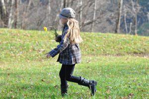 Kova su antsvoriu: vaikai kviečiami bėgti