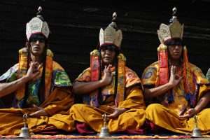 Vilniuje vienuoliai atskleis archajišką Tibeto kultūrą