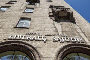 Teismas atmetė Liberalų sąjūdžio skundą dėl atimtos dotacijos