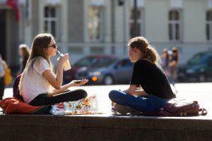 Sinoptikai Lietuvos miestuose užfiksavo šilumos rekordus