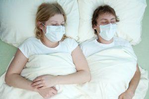 Dėl gripo komplikacijų į ligonines praėjusią savaitę paguldyta 11 žmonių