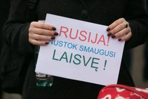 Rusų žurnalistas J. Titovas: gavau ne tik prieglobstį, bet ir galimybę laisvai kalbėt
