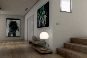 Senamiesčio bute – estetikos ir funkcijos dermė