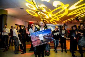 """Jau trečia """"JCDecaux premija"""" – jaunųjų menininkų tobulėjimui"""