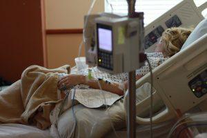 Praėjusią savaitę dėl gripo į ligoninę paguldyta beveik 40 žmonių