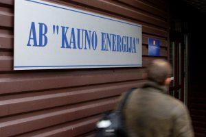 """Uždirbta investicijų grąža """"Kauno energija"""" dalinsis su vartotojais"""
