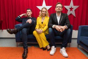 """Projekto """"Lietuvos talentai"""" teisėjai išsakė, ką galvoja vienas apie kitą"""