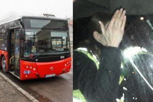 Transporto kontrolierių elgesys su nepilnamete: jokio žmogiškumo, tik taisyklės?