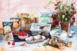 Nuo karščio lietuviai ginasi veganiškais ledais