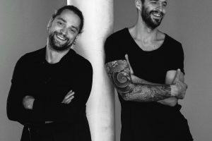 Dainos premjera: L. Somovas ir J. Jarutis skatina prieš meilę drąsiai stovėti nuogam