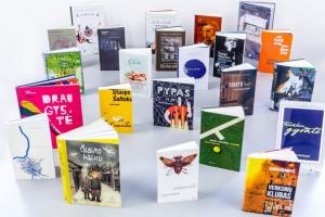 Metų knygos rinkimai: skelbiami ryškiausių kūrinių penketukai