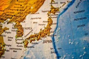 Be pėdsakų dingo Japonijos salelė