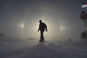 Kaip mokslininkai gyvena šalčiausiame pasaulio žemyne?