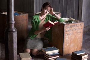 """Stebuklinga knygų krautuvėlė (filmo """"Knygynas"""" apžvalga)"""
