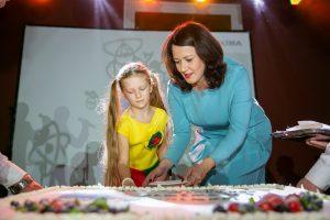 Vaikai, kuriantys naujo šimtmečio Lietuvą