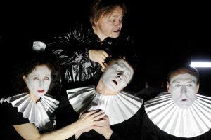 """Užsienio kritikų išgirtas O. Koršunovo """"Hamletas"""" sugrįžta į Kauną"""