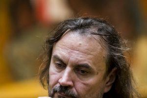 Teatro režisierius O. Koršunovas ruošiasi debiutui kine