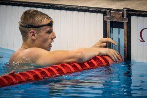 Plaukikas E. Matakas pateko į 100 m laisvuoju stiliumi rungties finalą