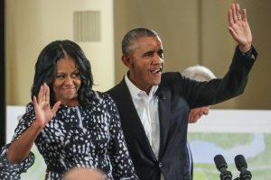M. Obama – apie kasdienybę ir M. Trump dovaną