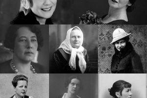 """Kviečia pasižiūrėti istorinio spektaklio """"Šimtmečio moterys"""" eskizą"""