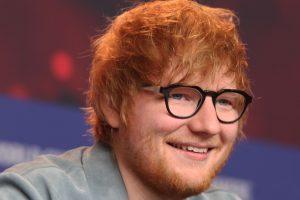 Britas E. Sheeranas šiuo metu yra komerciškai sėkmingiausias pasaulio atlikėjas