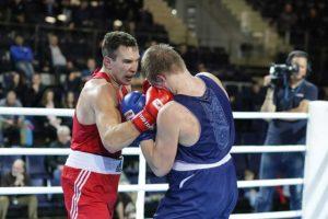 Lietuvos boksininkai surems pirštines su ukrainiečiais