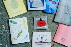 Vaikams – menininkių kurti komiksai