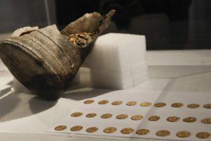 Italų atradimas: pristatytos ypatingos romėnų monetos