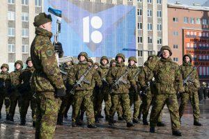 Paskirtas naujas Estijos kariuomenės štabui vadovausiantis pulkininkas