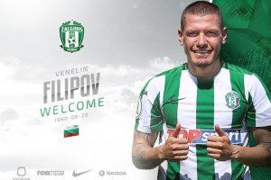 """Vilniaus """"Žalgiris"""" stiprinasi: ekipą papildė gynėjas iš Bulgarijos"""