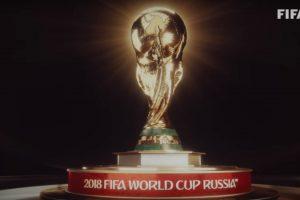 Ukrainiečiai dėl saugumo raginami nevykti į pasaulio futbolo čempionatą Rusijoje