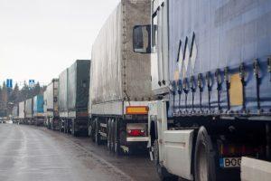 Lietuvos vežėjams – daugiau leidimų vežti krovinius į Rusiją