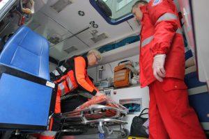 Pirmieji Lietuvoje kvalifikuoti Skubios medicinos medikai jau pradeda savo darbą