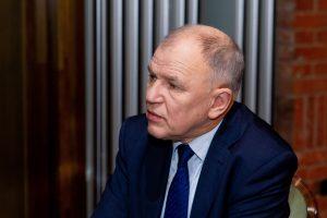 V. Andriukaitis apie Lenkijos jautienos skandalą: įvykdytas nusikaltimas