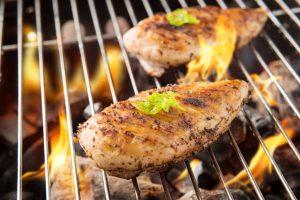 Ar grilyje keptas maistas yra sveikas?