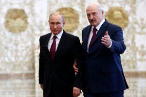 A. Lukašenka: Maskvai ir Minskui teks reaguoti, jei JAV dislokuos raketų Europoje