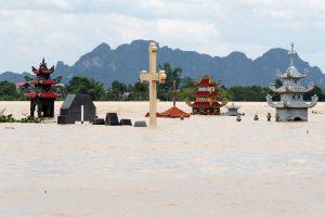 Potvyniai Vietname: žuvo 20 žmonių, dar keliolika dingo